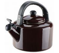 Чайник со свистком 2,5л Allegro Melanzana Bollitore 88631 Granchio