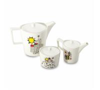 Набор для чая или кофе 6 предметов Eclipse 3705100 BergHOFF